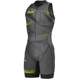 Alé Cycling Triathlon Hawaii SL Unitard Men black